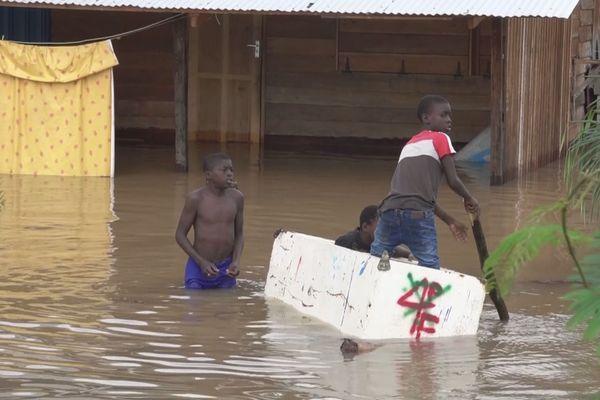 Inondation Saint Laurent