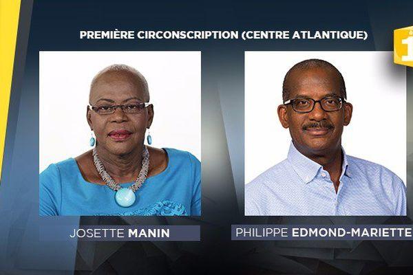 Candidats centre atlantique