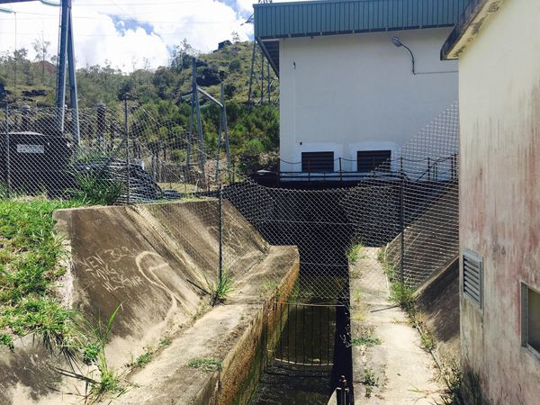 centrale hydroélectrique Enercal Houaïlou