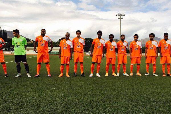 L'AS Lössi l'a emporté 1-0 contre Tiga à Boéwa