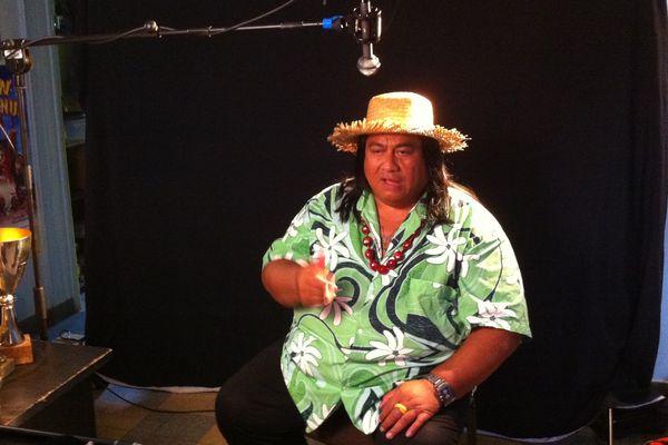 Théo le tahitien