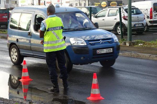 opération gendarmerie