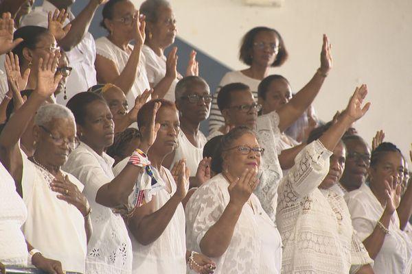 Le temps du Carême : le choix de la retraite spirituelle au Lamentin