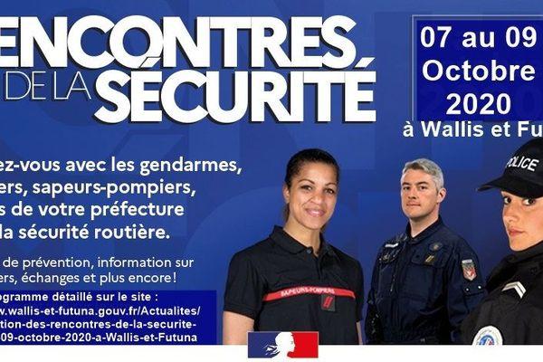 Journées de la sécurité : mieux faire comprendre les enjeux à Wallis et Futuna