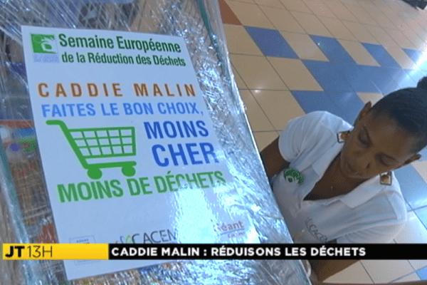 Opération Caddie-Malin