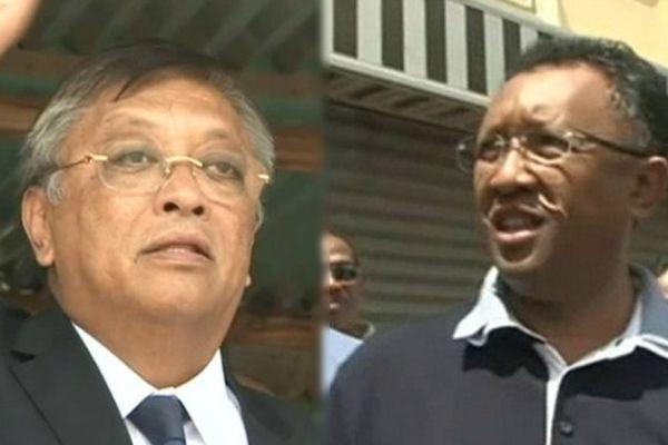 J-1 avant élection présidentielle Madagascar