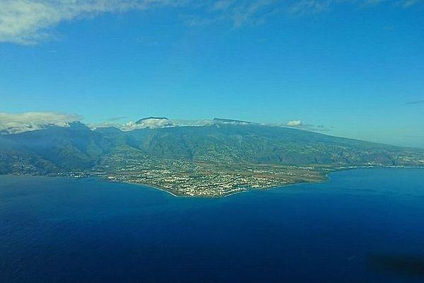 La Réunion vue du ciel 29 juin 2020