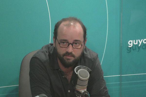 Matthias Geraud de la Cimade