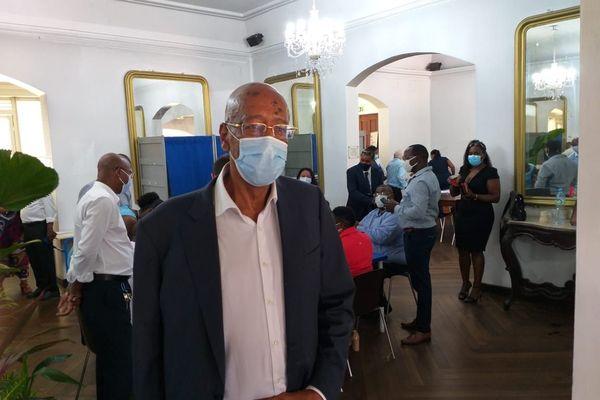 Georges Patient réélu dès le 1er tour