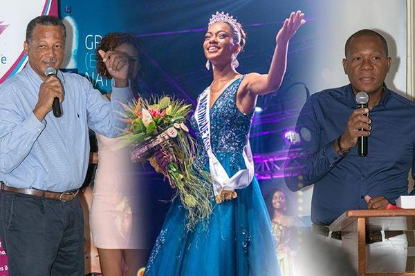 Ambre Bozza ,comité Miss Martinique