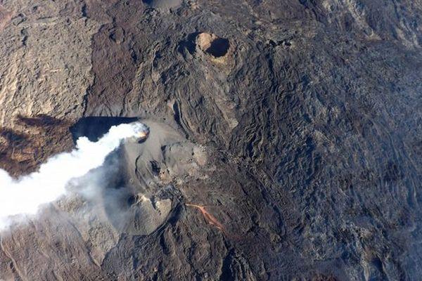 Eruption Fournaise février 2017