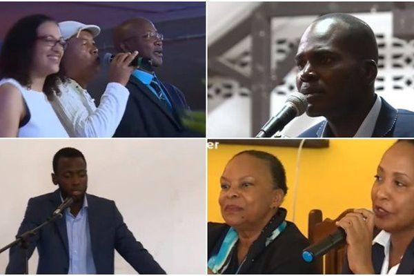 La campagne des législatives est lancée en Guyane