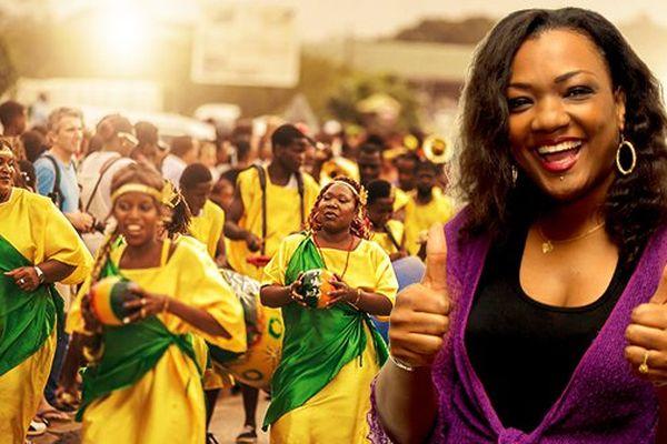 Carnaval 2017 sur Guyane 1ère