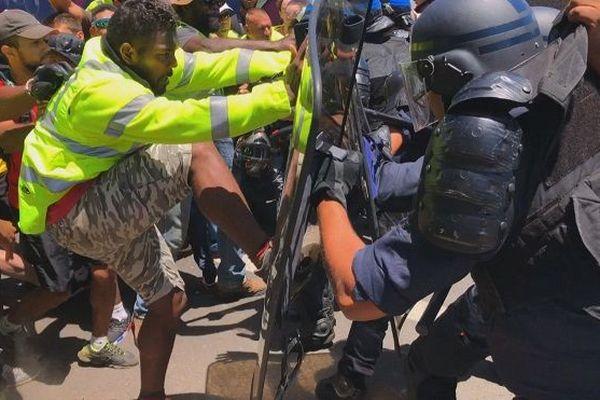 Journée noire pour la Police Nationale