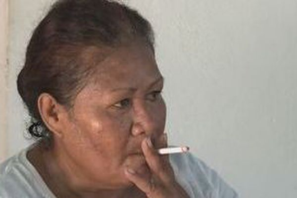 Les fumeurs de Futuna réagissent