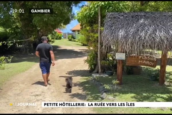 pension famille gambier