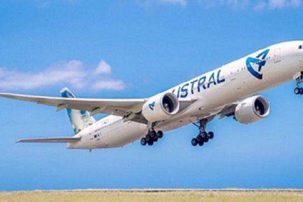 Boeing 777 de la compagnie Air Austral