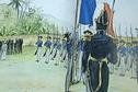 """24 septembre 1853 :"""" la prise de possession"""" de la Nouvelle-Calédonie"""