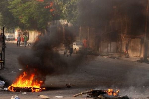 Troubles en  Haïti