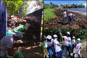20e édition de l'opérationPays Propre : les bénévoles ramassent toujours autant de déchets en Martinique