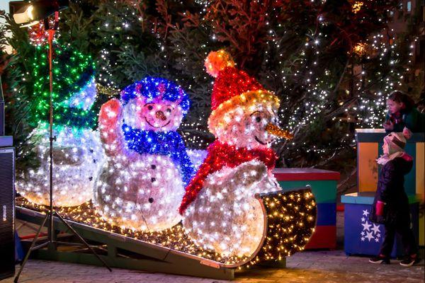Les festivités de Noël continuent à Saint-Pierre et Miquelon.