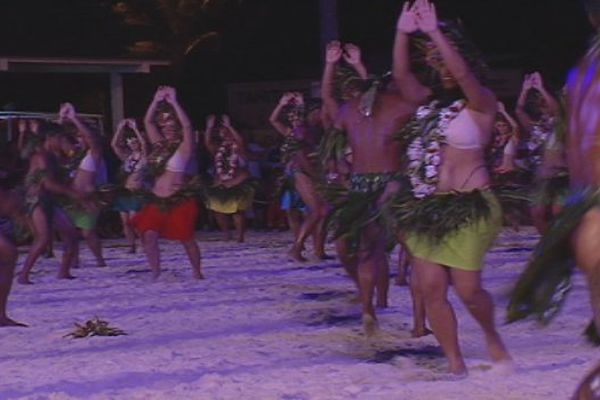 Le Heiva i Bora Bora est ouvert