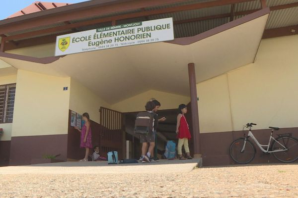 Rémire-Montjoly : un cas COVID-19 dans une école Eugène-Honorien