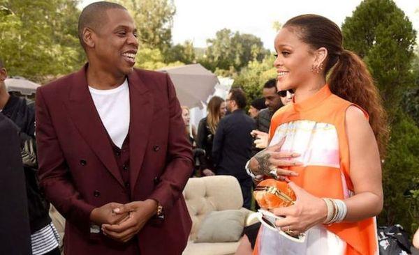 Jay-Z et Rihanna