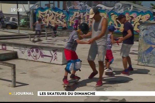 Par amour du skate-board