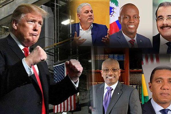 Trump caraïbe