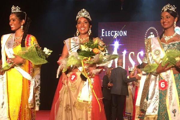 Miss india Guyane 2016