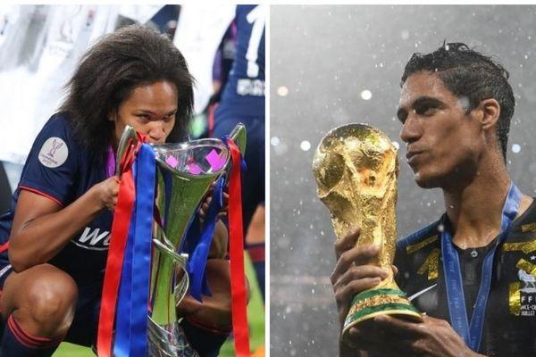 Football : Raphaël Varane et Wendie Renard nommés pour les Ballons d'or 2018
