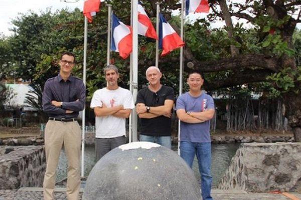 chefs de districts des TAAF