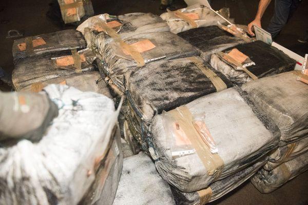 Saisie drogue voilier Martinique 24/07/2018