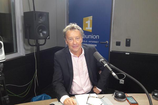 Jean-Pierre Marchau, secrétaire régional d'Europe Ecologie Les Verts