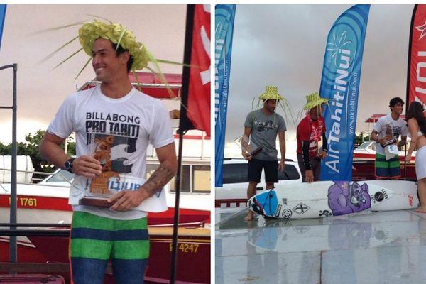 Taumata Puhetini vainqueur des trials 2014
