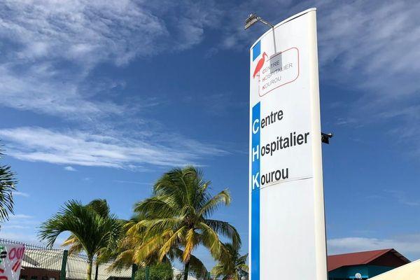 Le centre hospitalier de Kourou