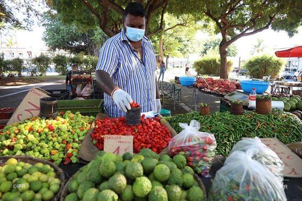 la Chambre d'agriculture de La Réunion demande aux maires de maintenir les marchés forains
