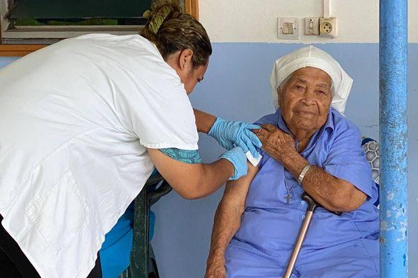 Vaccination chez les sœurs âgées