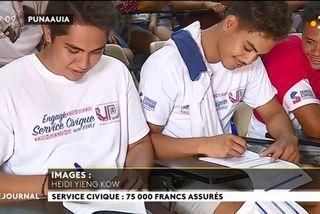 43 jeunes bénéficient d'un contrat de service civique
