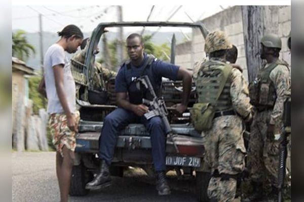 Violence Jamaïque