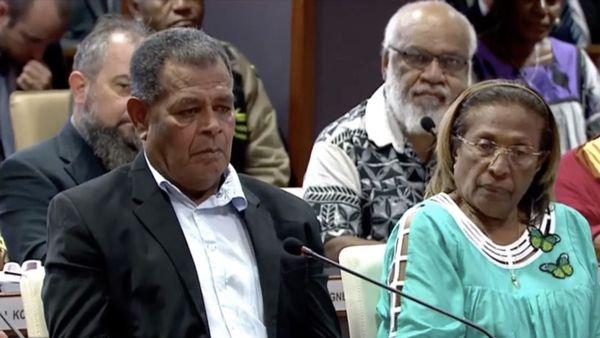Présidence du Congrès 2019, Daniel Goa et Caroline Machoro-Reignier