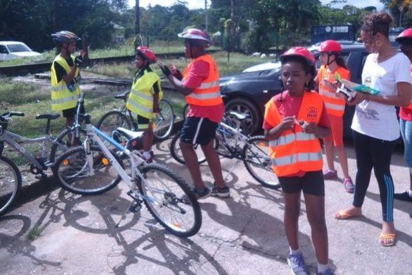 Cyclistes matoury 2