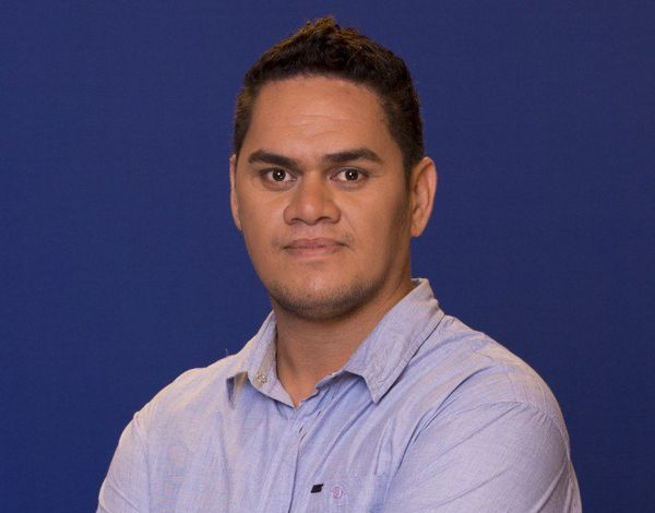 Mateo, animateur radio Polynésie 1ère