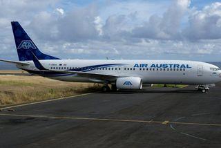 Boeing 737-800 d'Air Austral