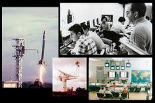 Les premières années du Centre spatial guyanais (CSG) à Kourou