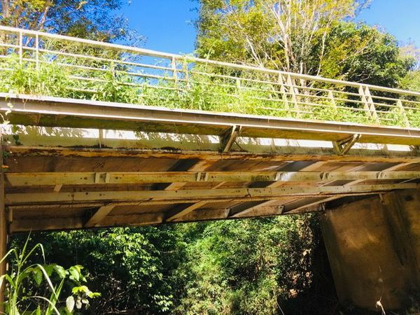 Pont de la Névou Houaïlou
