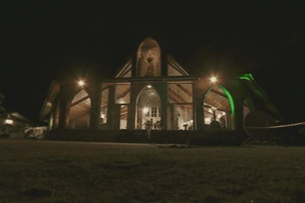 Eglise Tahuata