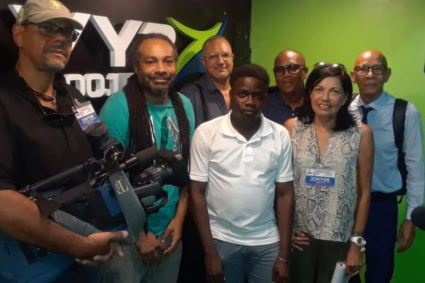 Guyana : coopération entre medias