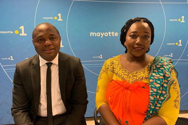 Naimati Issa: «Je suis enseignante, je mettrai l'accent sur l'éducation»